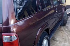 Nissan Pathfinder 2000 For Sale