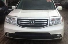 Honda Pilot 2015 Petrol Automatic White