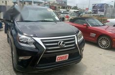 Tokunbo Lexus GX460 2014 Black for sale