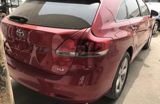 2010 Toyota Venza Red for sale