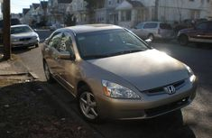 2005 HONDA ACCORD FOR SALE