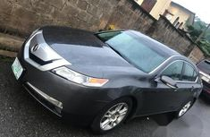 Acura TL 2010 Gray for sale