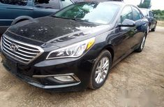 Hyundai Sonata 2015 Black for sale