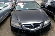 Acura TL Sport 2004 Black for sale