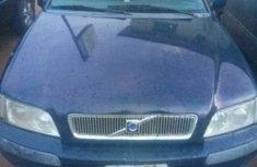 Clean Registered Volvo V40 2002 Blue For Sale