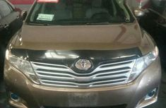 Toyota Venza 2012 Gold for sale