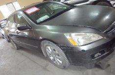 Honda Accord 2006 Gray for sale