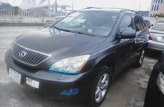 Clean Lexus RX330 2003 Black For Sale