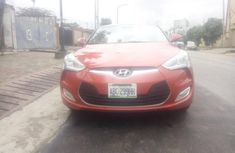Almost brand new Hyundai Veloster Petrol 2013