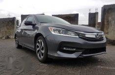 Honda Accord 2017 Gray for sale