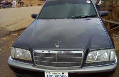 Clean Naija Used Mercedes Benz C200 2001 Black