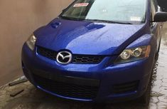 Mazda CX-7 2007 Blue for sale