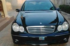 Mercedes-benz C230 2006 Black for sale
