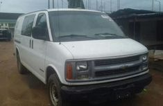 Tokunbo Chevrolet Express Bus for sale 2002