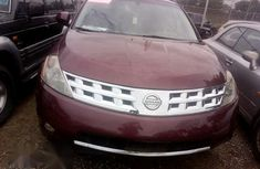 Nissan Murano 2007 Red for sale