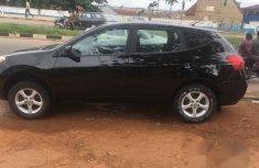 Nissan Rogue 2009 Black For Sale
