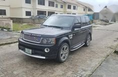 Range Rover Sport 2012 Black for sale