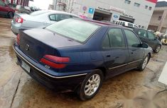 Neat Peugeot 406 Automatic 2004 Blue for sale