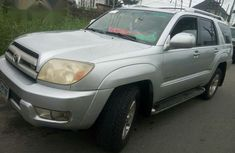 Toyota Highlander 2002 Silver for sale