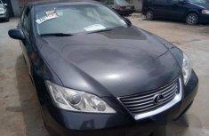 Tokunbo Lexus ES 350 2008 Gray for sale