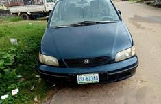 Clean Honda Shuttle 1998 Blue for sale