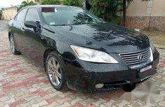 Lexus ES350 2008 Black For Sale