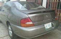 Clean Nissan Altima 2002 Brown For Sale