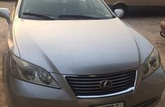 Neat Used Lexus ES350 2008 Silver for sale