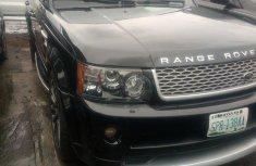 Range Rover Sport 2007 Black for sale