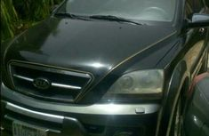 Kia Sorento 2003 Black for sale