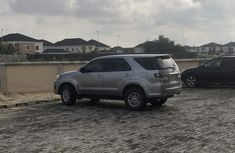 Toyota Fortuner 2014 Silver for sale