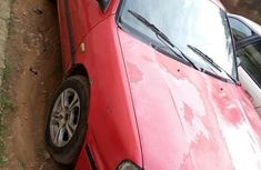 Nissan Primera 1997 Red for sale