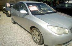 Hyundai Elantra 2005 Silver for sale