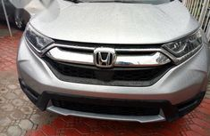 Honda CR-V 2017 Gray for sale