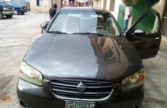Neat Nissan Maxima 2002 Gray for sale