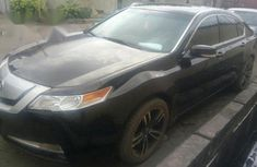 Acura TL 2010 Black for sale