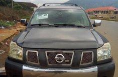 Neat Nigerian Used Nissan Armada 2004 Black