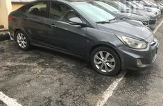 Hyundai Accent 2012 Gray for sale