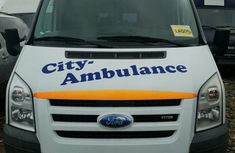 Ford Ambulance Van 2010