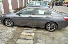 Tokunbo Honda Accord LX 2014 Gray for sale