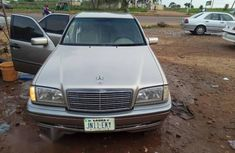 Mercedes Benz C230 2001 Gray for sale