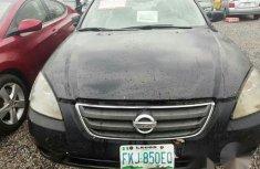 Nissan Altima 2002 Black for sale