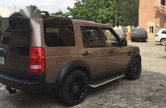 Land Rover LR3 2008 Brown for sale