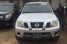 Nissan Frontier SE 2010 Silver for sale