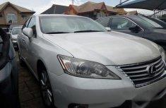 Tokunbo Lexus ES350 2011 White for sale