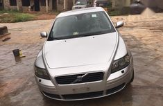 Neat Volvo S40 2006 Gray for sale
