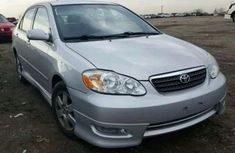 2004 Toyota Corolla Silver for sale
