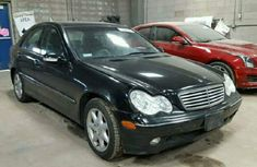 Mercedes Benz C 240 4matic 2005 for sale