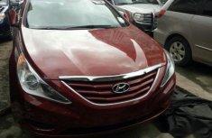 Hyundai Sonata 2012 Red for sale