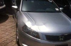2008 Honda Accord 2008 Silver for sale